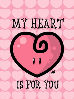 лови мое сердце картинки
