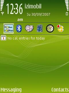 Nokia music edition - тема на телефон 692764