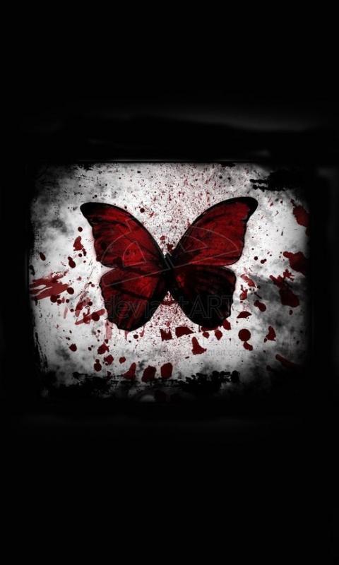 Картинки на заставку телефона бабочки
