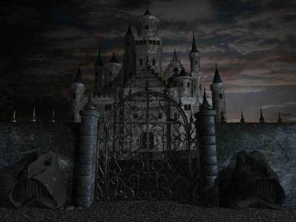 Gothic Castle 1024x768