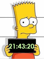 Барт Симпсон (swf)