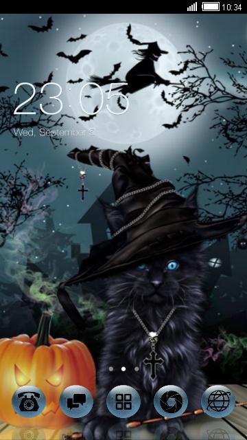 Кот-волшебник