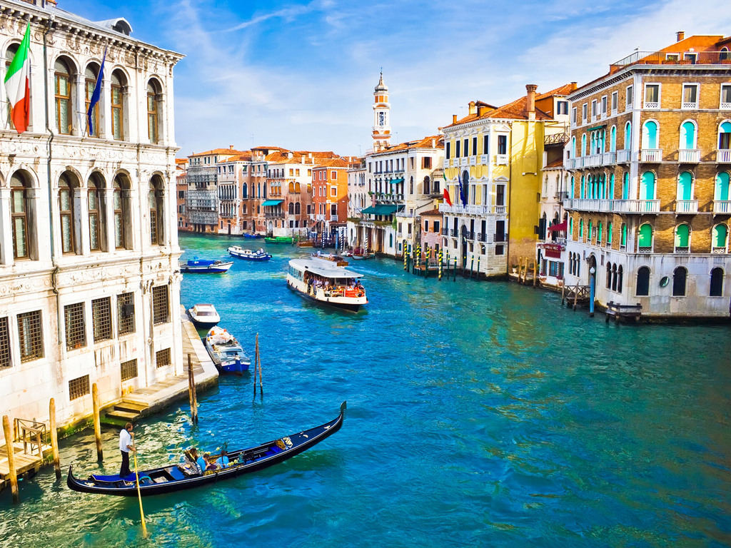 Венеция 1024 x 768