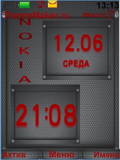 Clock.Nokia