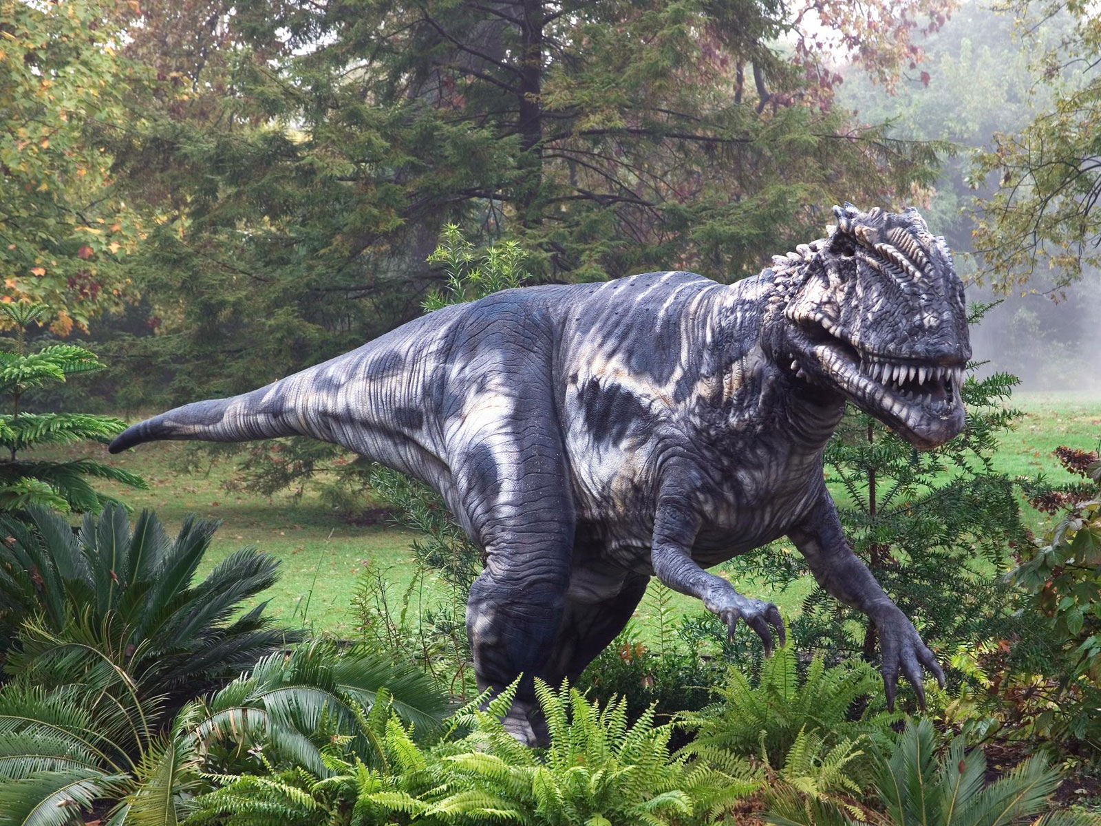 Динозавр 1600 x 1200