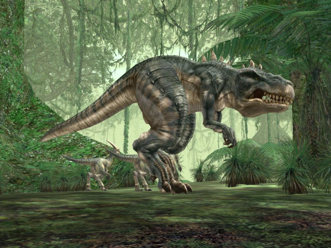Заставки на рабочий стол динозавры
