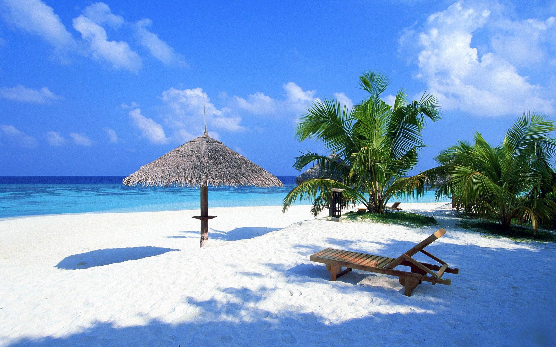 фотообои море пляж: