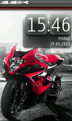 Red Suzuki