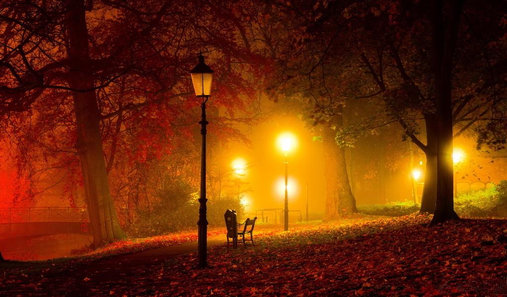 Осень на рабочий стол