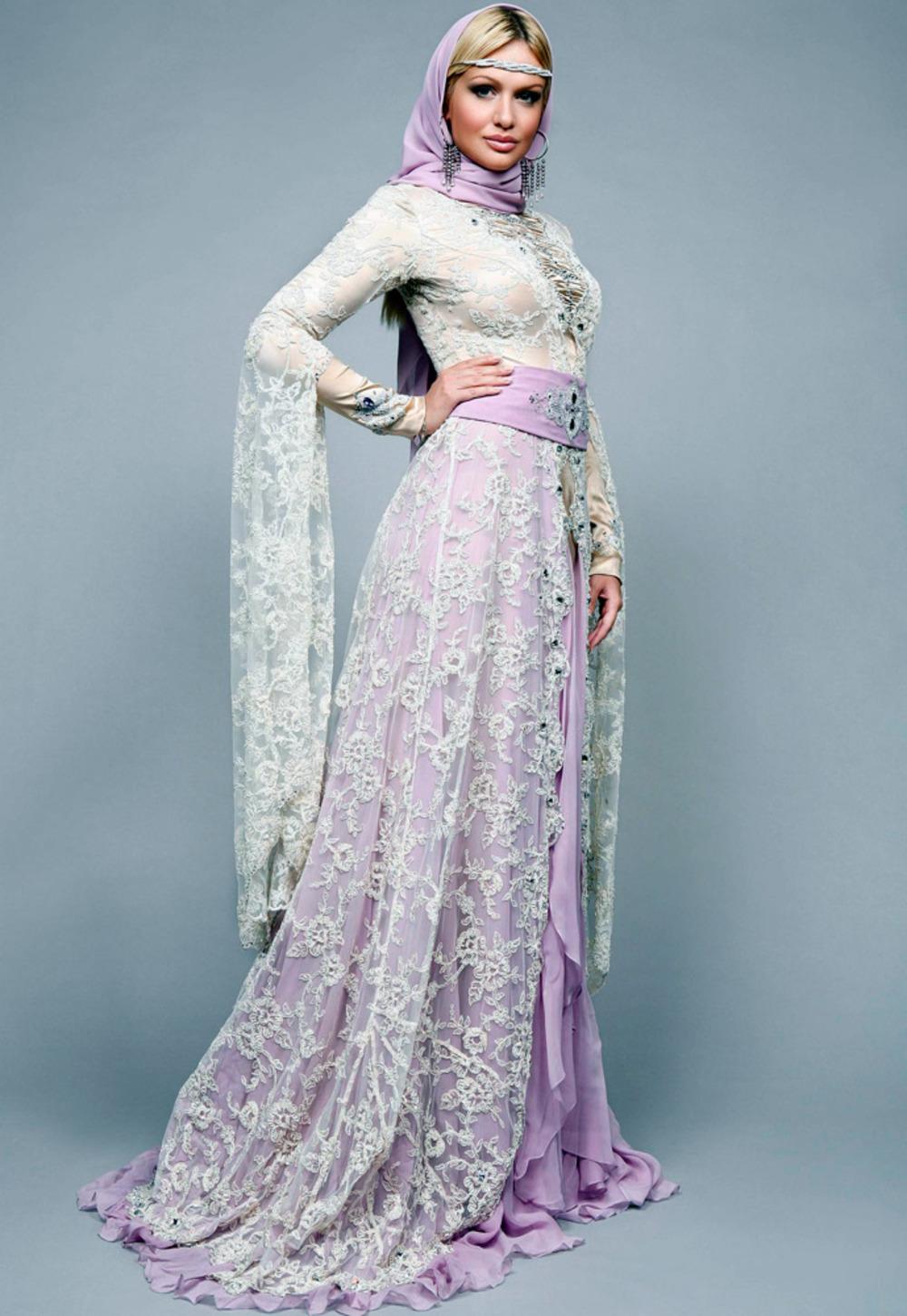 Чеченки в платьях фото 12 фотография