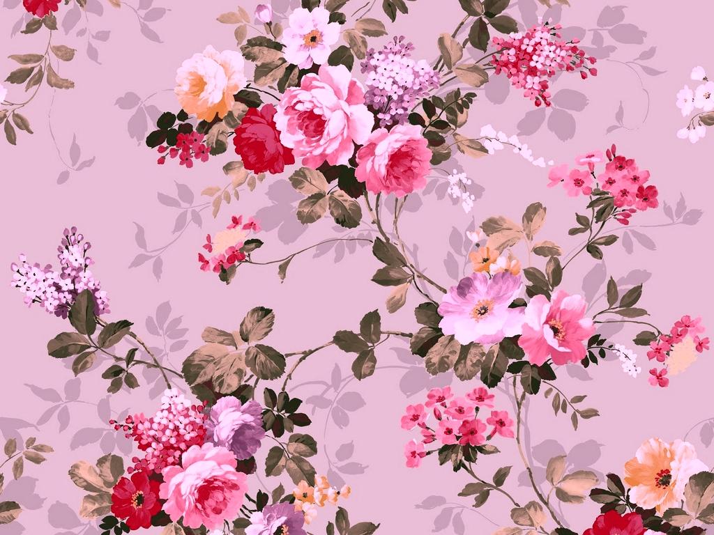 Картинки винтаж цветы 1