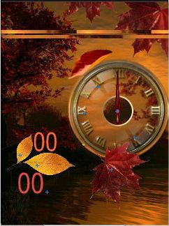 Осень в багрянце